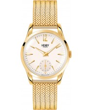 Henry London HL30-UM-0004 Ladies Westminster Pale Champagne Hamilton Gold Watch