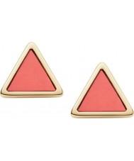 Fossil JF02890710 Ladies Earrings