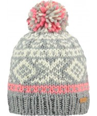 Barts Kids Log Cabin Grey Beanie
