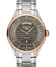 Roamer 508293-49-05-50 Mens Superior Silver Steel Bracelet Watch