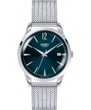 Henry London HL39-M-0029 Ladies Knightsbridge Blue Silver Watch
