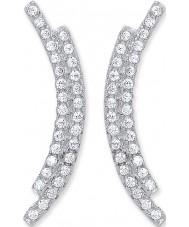 Purity 925 PUR3804-3 Ladies Earrings
