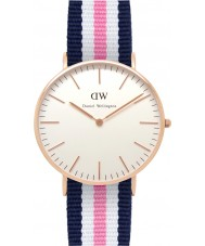 Daniel Wellington DW00100034 Ladies Classic Southampton 36mm Rose Gold Watch