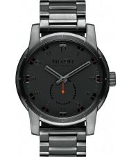 Nixon A937-632 Mens Patriot All Gunmetal Watch