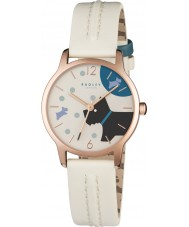 Radley RY2404 Ladies Over The Moon Blonde Leather Strap Watch