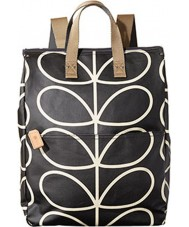 Orla Kiely 0ETCLIN161-0040 Ladies Giant Linear Stem Backpack