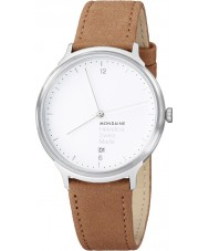 Mondaine MH1-L2210-LG Helvetica No 1 Light Watch