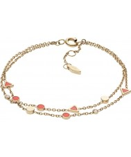 Fossil JF02893710 Ladies Bracelet