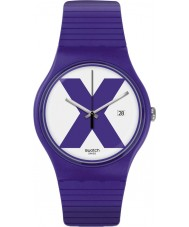 Swatch SUOV401 Mens XX-Rated Watch