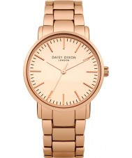 Daisy Dixon DD004RGM Ladies Kate Matt Mirror Dial Rose Gold Plated Watch