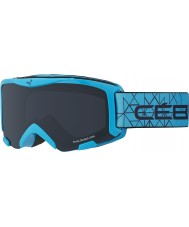 Cebe CBG118 Bionic Blue Cyan - Grey Ski Goggles