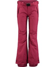 Oneill 658018-3049-XL Ladies Star Passion Red Ski Pants - Size XL