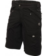 Dare2b DMJ086-800034 Mens Outpace Black Convertible Shorts - Size L (34)