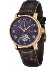 Thomas Earnshaw ES-8042-05 Mens Westminster Brown Leather Strap Watch