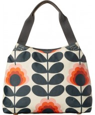 Orla Kiely 17SESFS024-8100-00 Ladies Summer Flower Stem Shoulder Bag