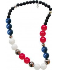 Chriselli D and G Ladies Multicolour Over Me Necklace