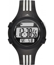 Adidas Performance ADP6085 Mens Questra Midsize Black White Digital Watch