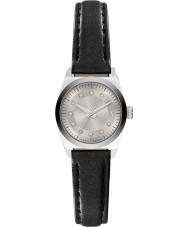 Armani Exchange AX5332 Ladies Black Leather Strap Dress Watch