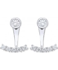 Purity 925 PUR3811-3 Ladies Earrings