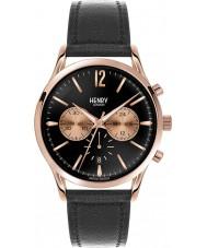 Henry London HL41-CS-0042 Mens Richmond Black Chronograph Watch