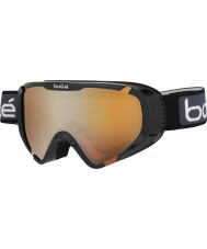 Bolle 21374 Explorer OTG Shiny Black - Citrus Gun Ski Goggles