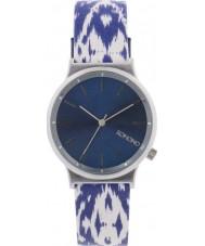 Komono KOM-W1835 Wizard Print Series Batik Blues Watch