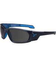 Cebe S-Cape Large Anthracite Blue Polarized Sunglasses