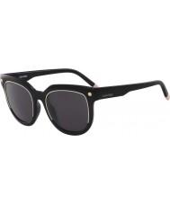Calvin Klein Ladies CK3202S-001 Sunglasses