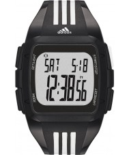 Adidas Performance ADP6089 Duramo XL Black White Digital Watch