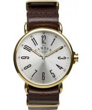 Camden Watch Company CWC-88-21A-L2B No 88 Brown Leather Strap Watch