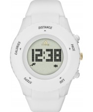 Adidas Performance ADP3204 Sprung White Matte Silicone Strap Watch