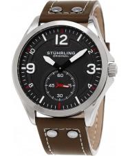 Stuhrling Original 684-01 Mens Aviator Tuskegee 684 Watch