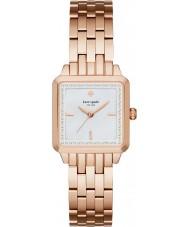 Kate Spade New York KSW1132 Ladies Washington Square Rose Gold Plated Bracelet Watch