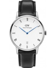 Daniel Wellington DW00100096 Dapper 34mm Sheffield Silver Watch