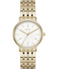 DKNY NY2503 Ladies Minetta Gold Plated Bracelet Watch