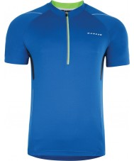 Dare2b Mens Fuser Skydiver Blue Jersey