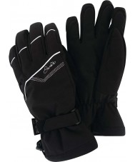 Dare2b Ladies Grapple Black Gloves