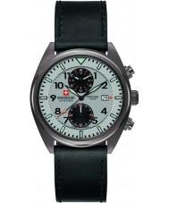 Swiss Military 6-4227-30-009 Mens Airborne Black Chronograph Watch