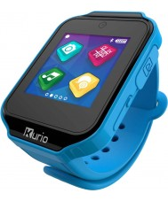 Kurio C16500 Kids Blue Resin Touch Screen Smart Watch