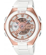 Casio MSG-400G-7AER Ladies Baby-G Watch