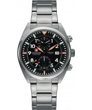 Swiss Military SM34222AEU-H01MS Mens Squadron Watch