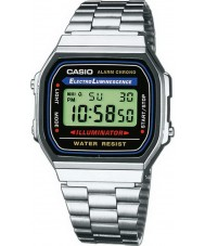Casio A168WA-1YES Collection Classic Digital Watch