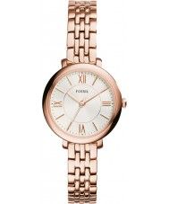 Fossil ES3799 Ladies Jacqueline Rose Gold Plated Bracelet Watch