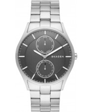 Skagen SKW6266 Mens Holst Silver Steel Mesh Bracelet Watch