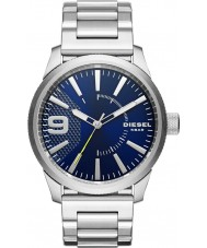 Diesel DZ1763 Mens RASP Silver Steel Bracelet Watch