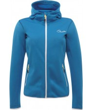 Dare2b Ladies Courtesy Core Methyl Blue Stretch Midlayer