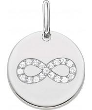 Thomas Sabo LBPE0004-051-14 Ladies Love Bridge 925 Sterling Silver Pendant