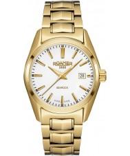 Roamer 210844-48-25-20 Ladies Searock Gold Plated Bracelet Watch