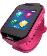 Kurio C16501 Kids Pink Resin Touch Screen Smart Watch