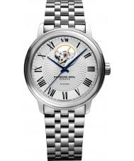 Raymond Weil 2227-ST-00659 Mens Maestro Silver Steel Bracelet Watch